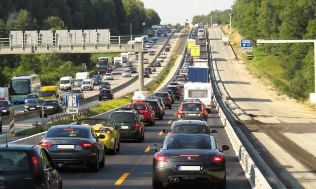 Nehéz lesz közlekedni az olasz autópályákon
