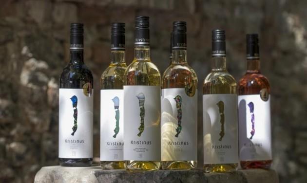 A Kristinus a Sziget fesztiválok idei bora