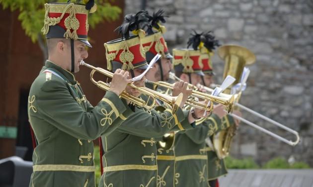 Szabadtéri minikoncertek Budapesten