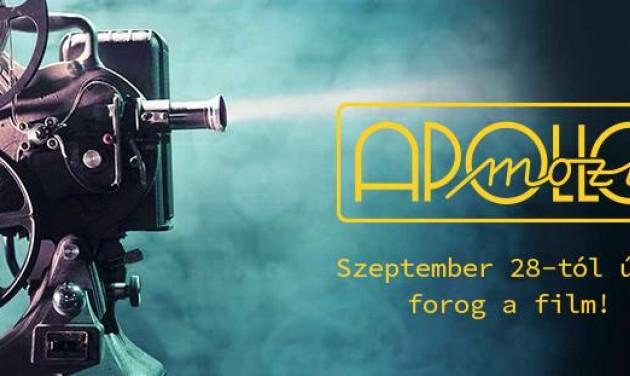 Megnyitotta kapuit a megújult Apolló art mozi Debrecenben