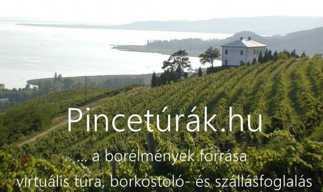Magyar borturisztikai foglalási portál indult