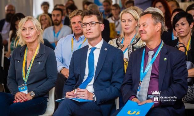Jubiláló TDM-szervezet Székesfehérváron