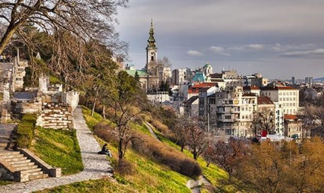 A bohém Belgrád az Air France új úti célja
