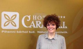 Igazgatóváltás a Hotel Caramellben