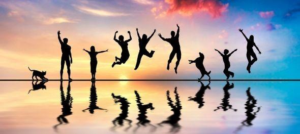 Utazás, jóllét, boldogság