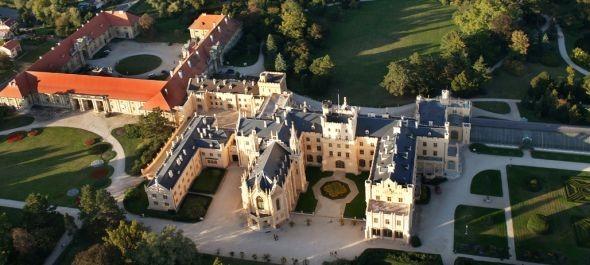 Rekordszámú látogató kereste fel tavaly a cseh várakat és kastélyokat