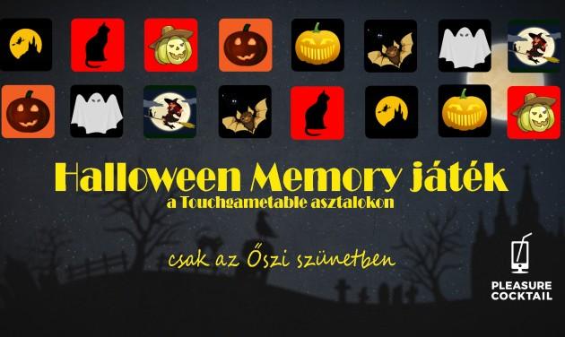 Őszi szünetre Tökös Halloween Memory – videó