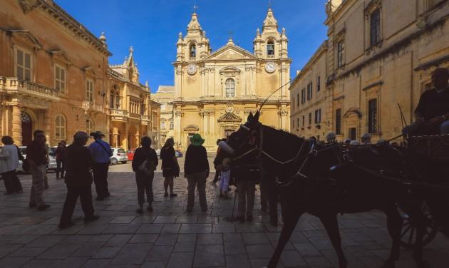 Már virtuálisan is bejárhatjuk a vallettai Szent Pál-katedrálist