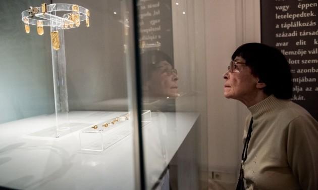 Életre kelt avarok a Nemzeti Múzeumban