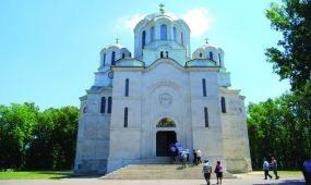 Szerbia szíve, Topolya