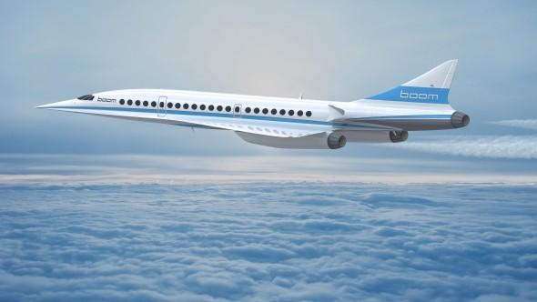Jöhet a Concorde-utód?