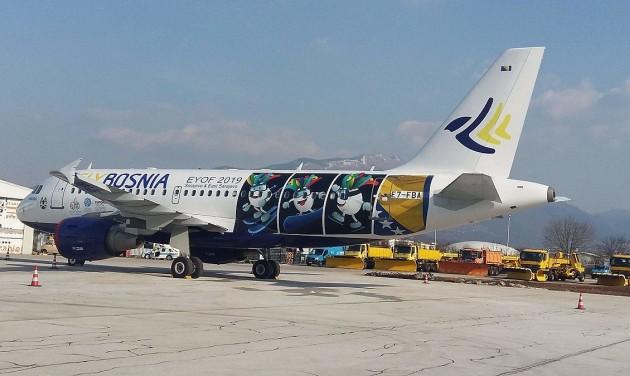 Elindult a FlyBosnia