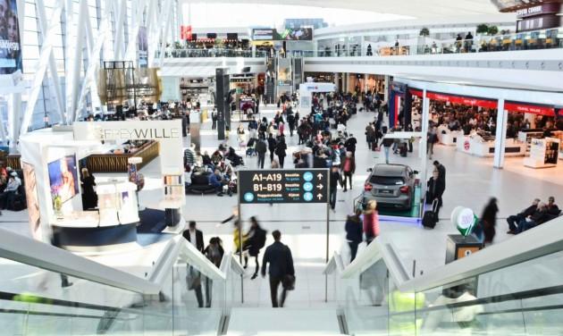 Felturbózott wifit ad karácsonyra a Budapest Airport