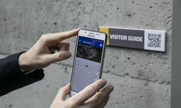 Virtuális idegenvezető állt munkába Pécsett