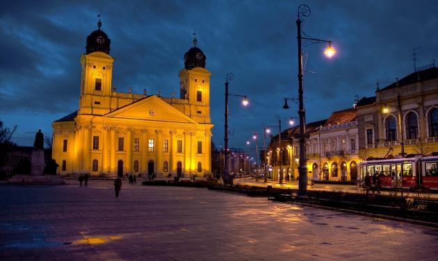 Debrecen a 10. legnépszerűbb turisztikai célpont