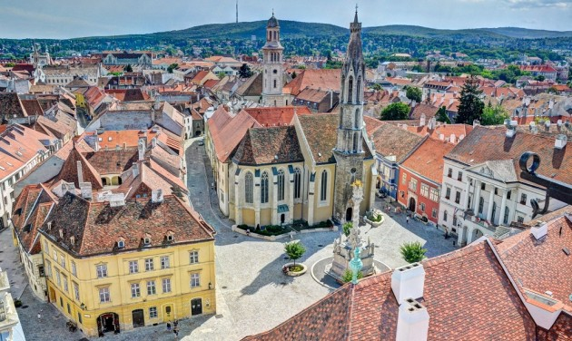 Sopron upgrades city center, plans new conference complex