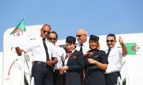 Megérkezett az Air Algerie