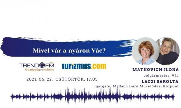 Mivel várja a látogatókat a Dunakanyar kapuja, Vác? – podcast