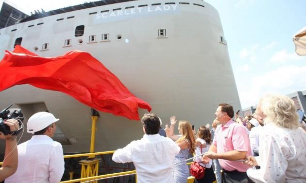 A Virgin Voyages a nőkre épít