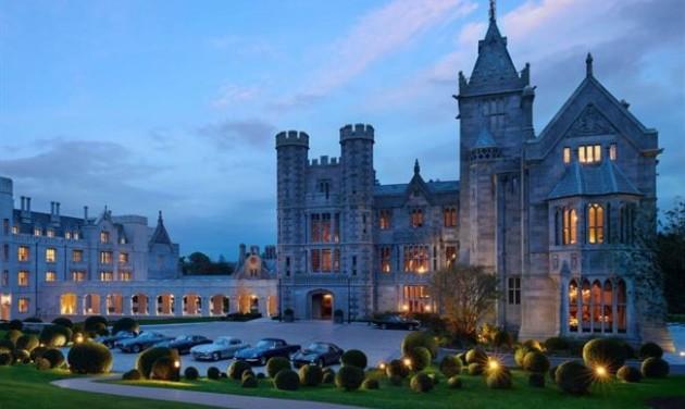 Írországi luxushotel a legjobbak között