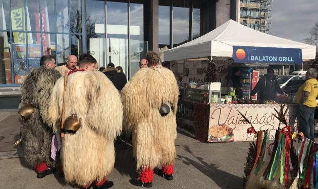 Siófoki csevap a ljubljanai turisztikai vásáron