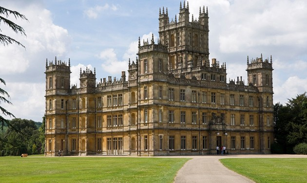 Utazás a Downton Abbey forgatási helyszíneire