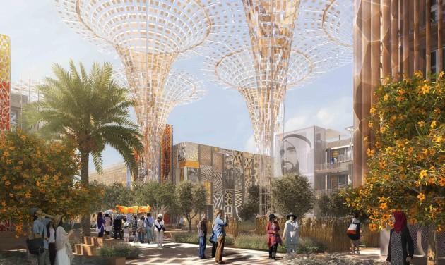Kétmillió látogatót várnak a dubaji világkiállítás magyar standjára