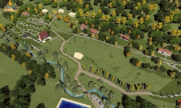 Megépülhet a Mini Erdély Park Szejkefürdőn