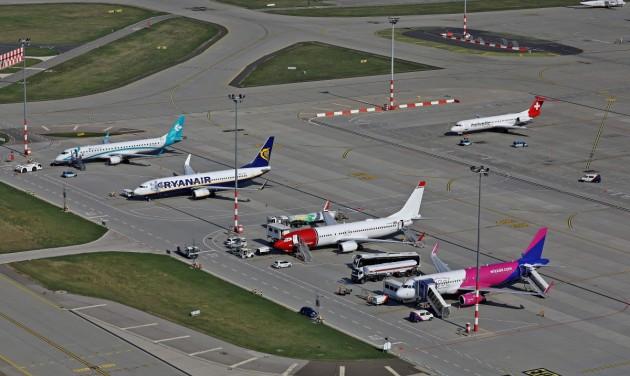Novemberi utasrekord a Liszt Ferenc repülőtéren