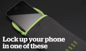 Zseniális húzással tiltják ki a mobilokat a koncertekről