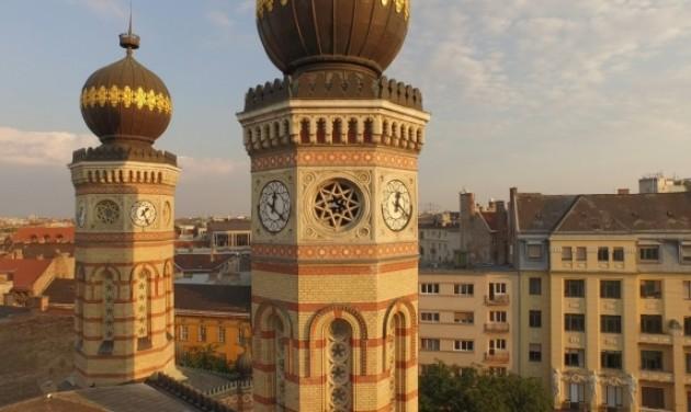 Az Európai Örökség részévé válik a Dohány Zsinagóga