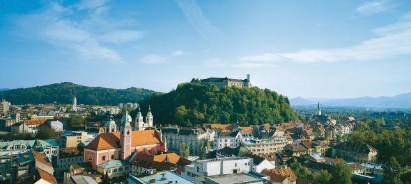 Átadták Ljubljanának az Európa Zöld Fővárosa 2016 címet
