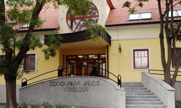 Egyetem lesz a Kodolányi János Főiskolából