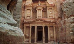 Sikeresen indult az Anubis Travel jordániai chartere