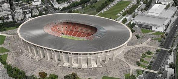 Ilyen lesz az új Puskás Ferenc Stadion