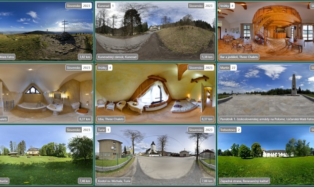 Virtuális kirándulásra invitál Szlovákia