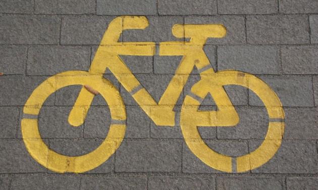 Három új kerékpárút épül Zalában