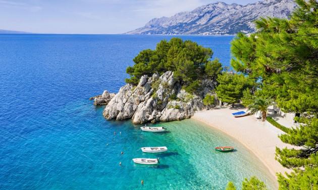 Egy hét alatt közel 85 ezer vendégéjszaka Horvátországban