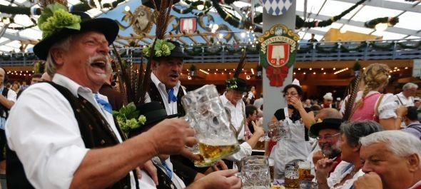 Megnyílt a müncheni Oktoberfest