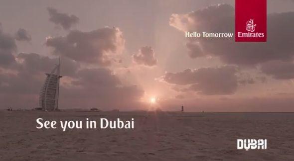Találkozzunk Dubajban!- kampány az Emirates-szel