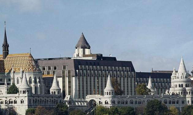 A legjobbak között a Hilton Budapest