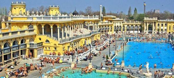 Felújítják a Széchenyi fürdő gépészeti berendezéseit