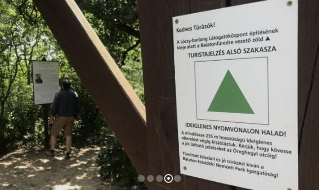 Nyárra elkészül a Lóczy-barlang Látogatóközpont