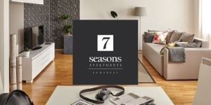 Nappali recepciós, 7Seasons Apartments, Budapest