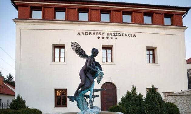 Indul az Andrássy Rezidencia Wine & Spa felújítása
