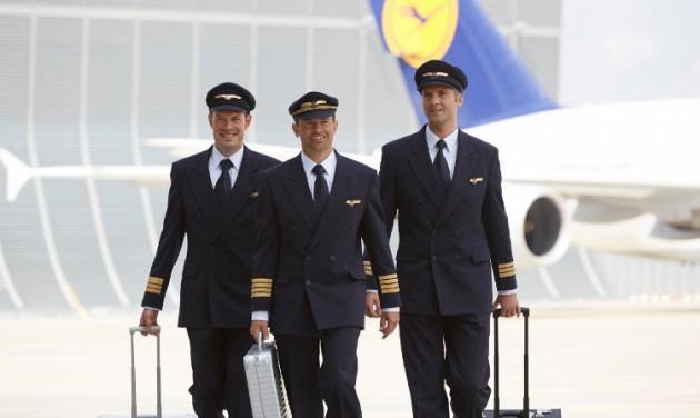 A Lufthansa megállapodott a pilóta szakszervezettel