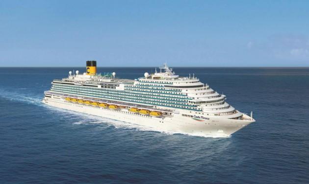 Firenze inspirálta a Costa legújabb luxus tengerjáró hajóját
