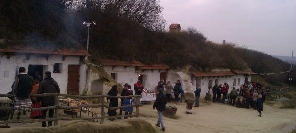 Borkorcsolya napok marasztalták látogatókat a Gyógyvizek Völgyében