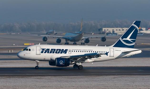 Elkerülte a csődöt a román állami légitársaság