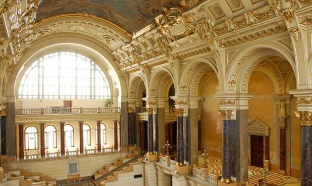 Két épületbe költözik a Néprajzi Múzeum